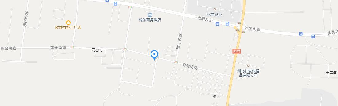 湖北吊篮公司地图